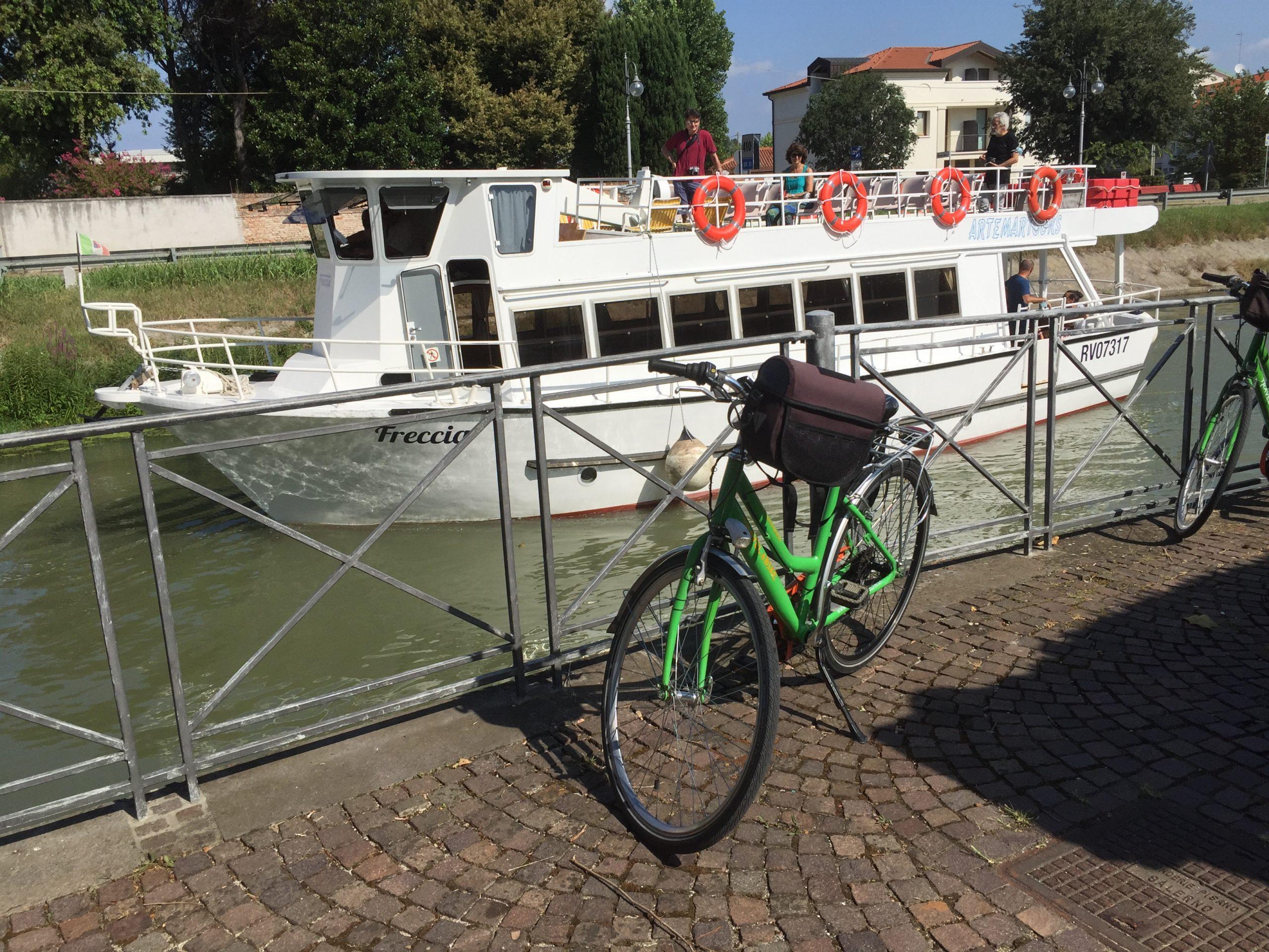 BIKE & BOAT in Riviera del Brenta