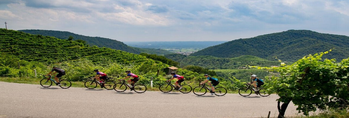 prosecco hills bike