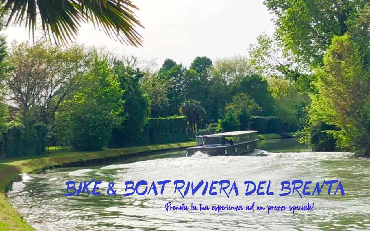 BIKE & BOAT Riviera del Brenta